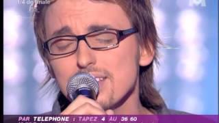 A la Recherche de la Nouvelle Star 2006 - Christophe Willem - Memory
