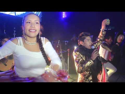 VIDEO: ALFREDO LARICO y su Grupo Sensación Juvenil - Serenata Campo Ferial Juliaca - CJM PROD. 950 034524