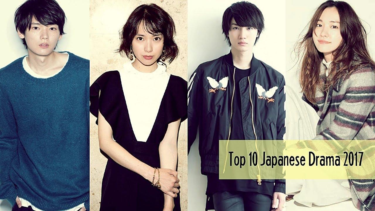 Top 10 Japanese Drama 2017