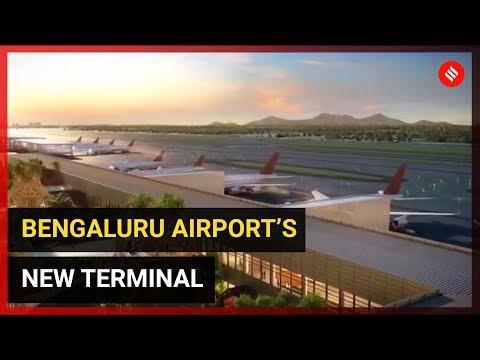 Watch: Bengaluru airport's new terminal gives an 'immersive garden' experience