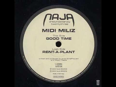Midi Miliz – Rent-A-Plant