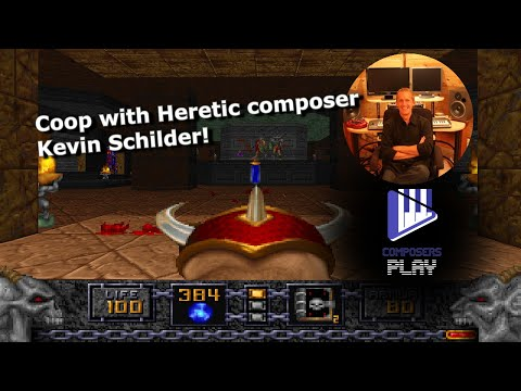 """Composers Play - """"Heretic"""" Coop with Kevin Schilder! - Episode 1"""