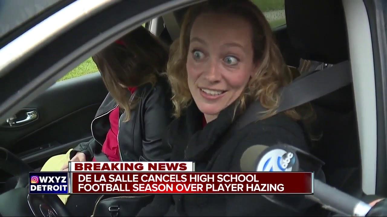 Photos De La Salle de la salle cancels high school football season over player hazing