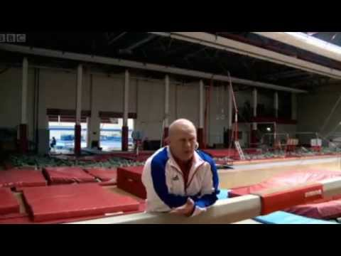 Gymnast: UK British Gymnastics Documentary