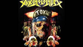 Toxic Holocaust - Bestial Invasion (Destruction Cover)
