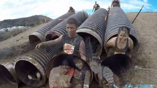 Terrain Race 5k/10k Mud Run, Irvine Lake California 11/19/2016