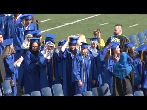 Fordson High School 2017 Commencement Ceremony