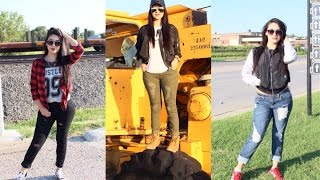 5 OUTFITS CASUALES! Street Style! Back to School! ft Fashion Nova
