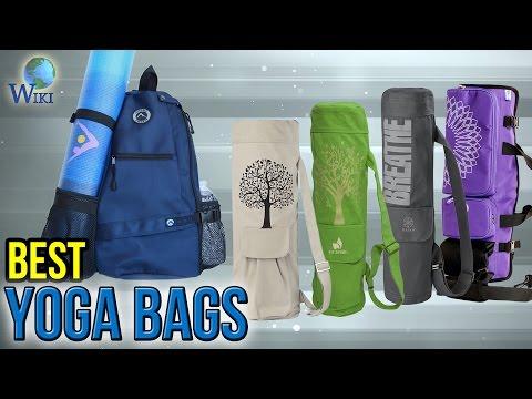 9 Best Yoga Bags 2017