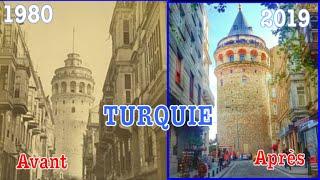 TURQUIE 1980 VS 2019 - MUSA.V