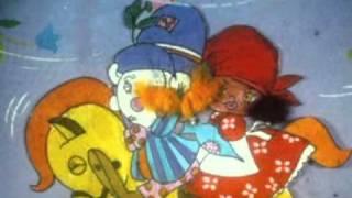 Coleção Disquinho - A Boneca e o palhacinho - inteira