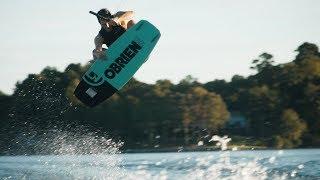 NEW O'Brien SOB Park/Boat Board Promo