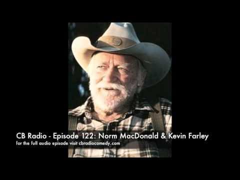 "Norm MacDonald impersonates Richard Farnsworth from David Lynch's ""The Straight Story"""