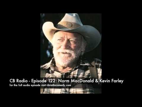 Norm MacDonald impersonates Richard Farnsworth from David Lynch's