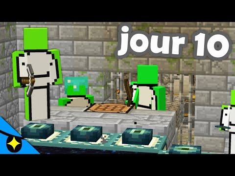 50 Joueurs : Le Premier à Finir Minecraft Gagne 100€ ! - Challenge Azpaz