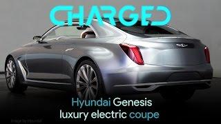 Hyundai Genesis Coupe Concept Videos