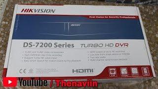 Hikvision Turbo HD 8 Channel DVR price in Nigeria | Compare