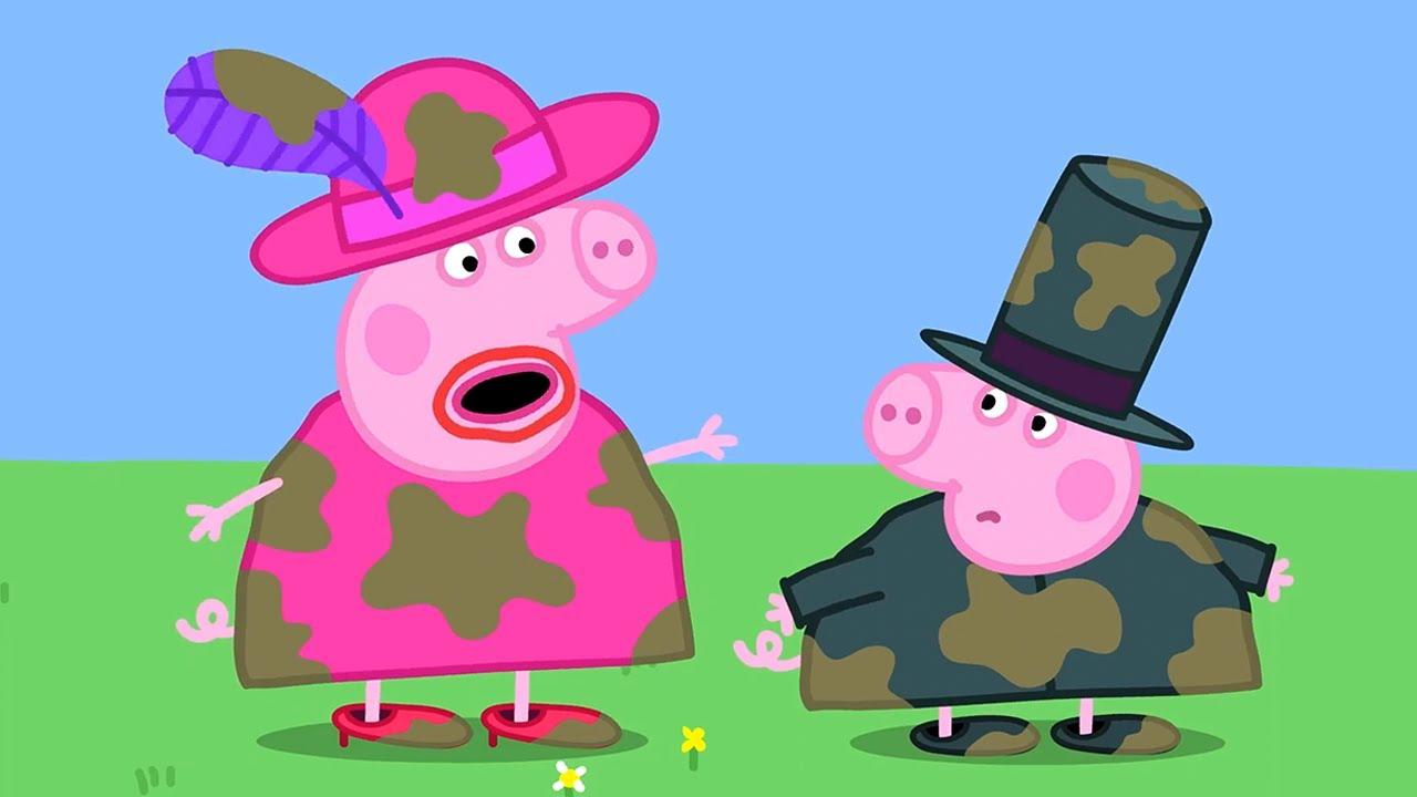 Download Peppa Gris | Kle Seg Ut | Tegneserie for Barn