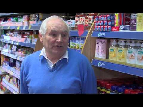 Benny Gilsenan, Retailer speaks about tobacco smuggling