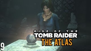 Rise of The Tomb Raider Walkthrough Part 9 - The Atlas (PC Let