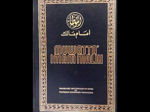 AUDIO OF THE MUWATTA OF MALIK PT. 1