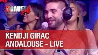 Kendji Girac - Andalouse - Live - C