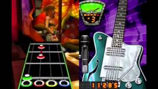 Guitar Hero: On Tour (Modern Hits) - DS Capture Card Test