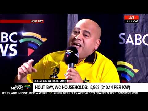 Election Debate: Hout Bay under the spotlight Part 2