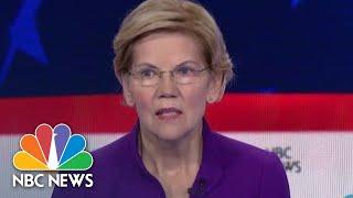 Elizabeth Warren On Gun Violence: We Need To Treat It Like A 'Virus' | NBC News