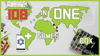 THE BEAD GAME. 108+ games in 1 set. Infinite game!