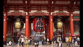 Du lịch Tokyo Nhật Bản - Day 2     *NEW*
