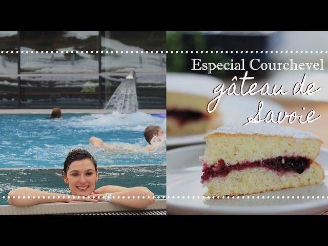 GÂTEAU DE SAVOIE + atividades na estação de ski | Especial Courchevel