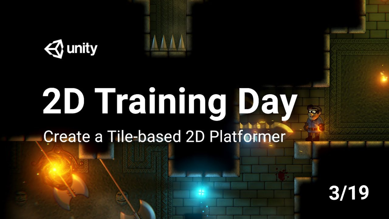 Create A 2D Platformer - Cycle 02 - Creating Tilemaps