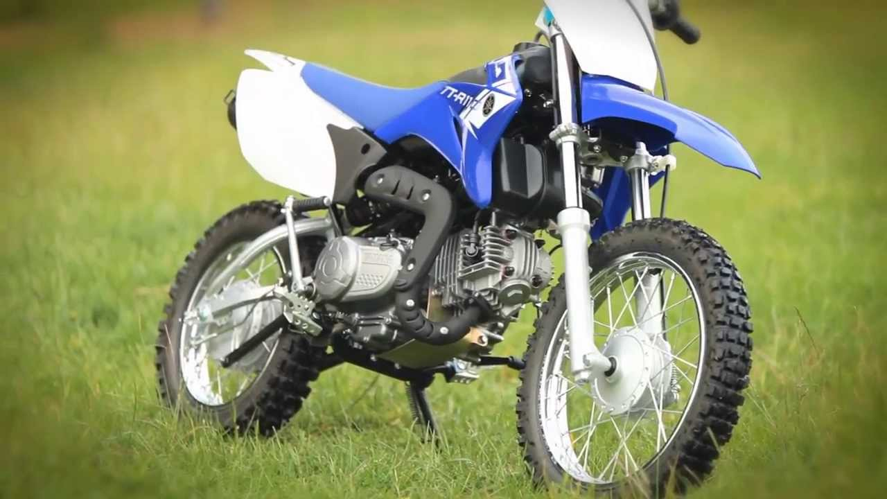 MXTV Bike Review - 2014 Yamaha TTR 110 - YouTube
