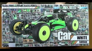 unboxing jq the car limited white edition nitro buggy