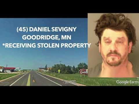 Stolen Vehicle From Fargo Makes It All The Way To Goodridge, MN