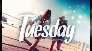 Burak Yeter - TuesdaY ft. Danelle Sandoval | LYRICS COVER |