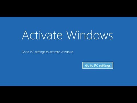 how to activate window 8