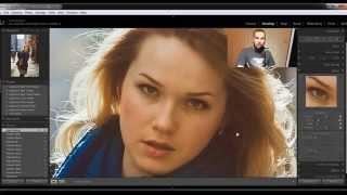 Как добавить резкость на фото в Лайтруме + лайфхак к методу. Урок фотошопа