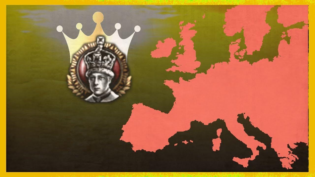 Download The Monarchist Restoration Front (Hoi4 Britain)