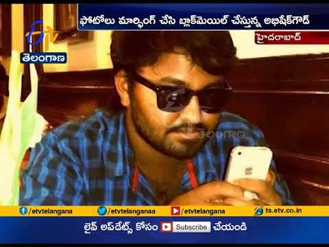 Corporator's son held for harassing women online at Hyderabad