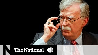 John Bolton on Canada-China tensions and the Trump presidency
