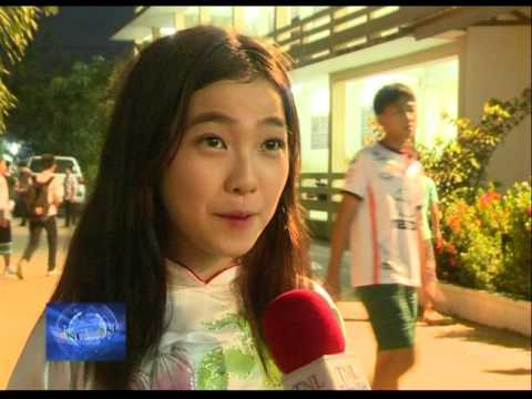Laos National Television - 18h Ngay 28.09.2015