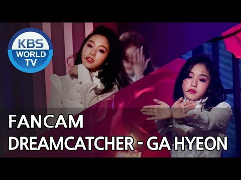 [FOCUSED] DREAMCATCHER's GAHYEON - YOU AND I[Music Bank / 2018.05.11]