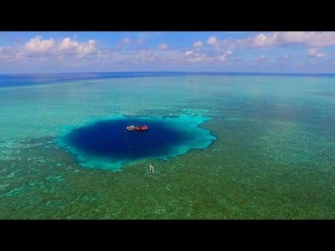 Hallan El Agujero Azul Más Profundo Del Mundo En El Mar De China Meridional Youtube