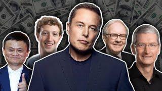 Top 10 Richest CEOs