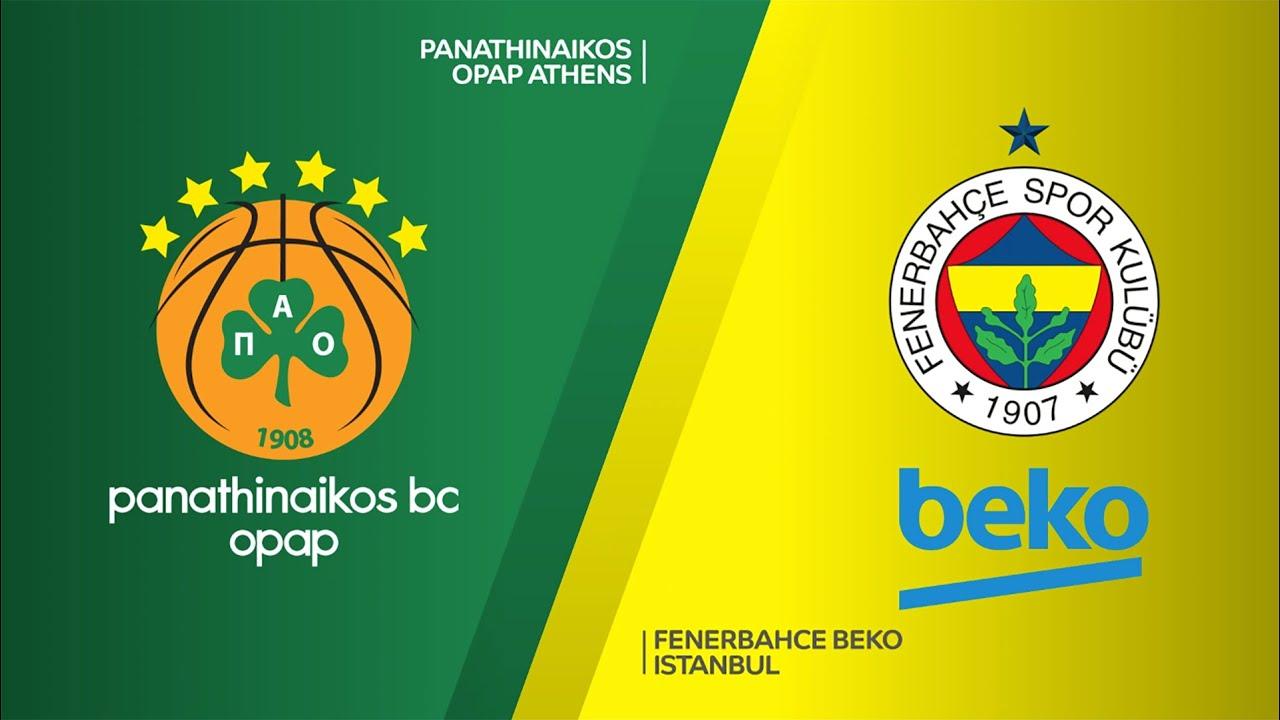 Panathinaikos - Fenerbahçe Beko Videosu
