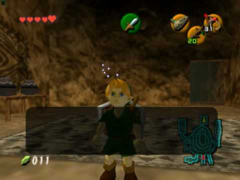 zelda ocarina of time n64 emulator online