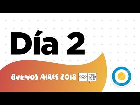Juegos Olímpicos de la Juventud - Día 02