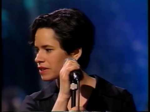 Natalie Merchant & 10,000 Maniacs MTV Unplugged Jolene
